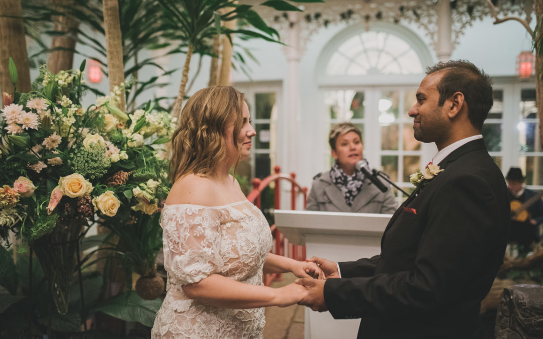 An all-inclusive small wedding package